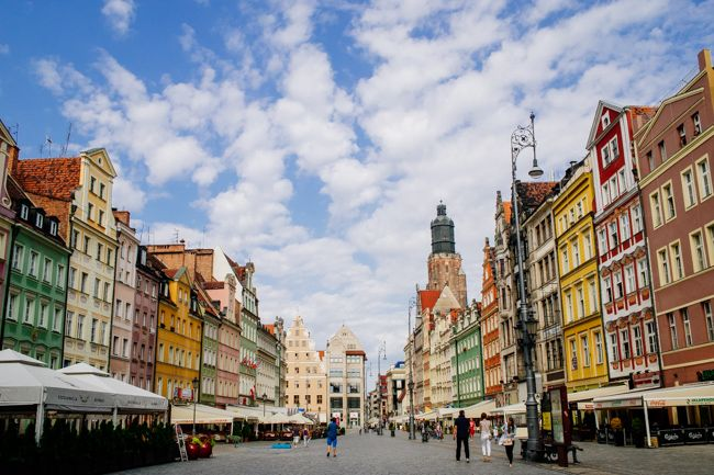 Wroclaw Just Another Gorgeous Polish City Wroclaw City Poland