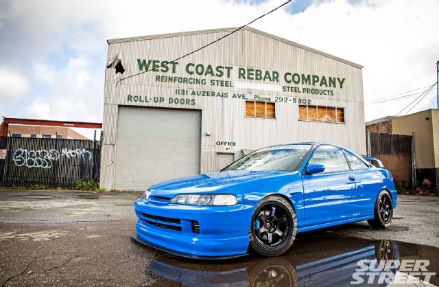 1994 acura integra jdm front end 27 | tuner cars | pinterest | honda