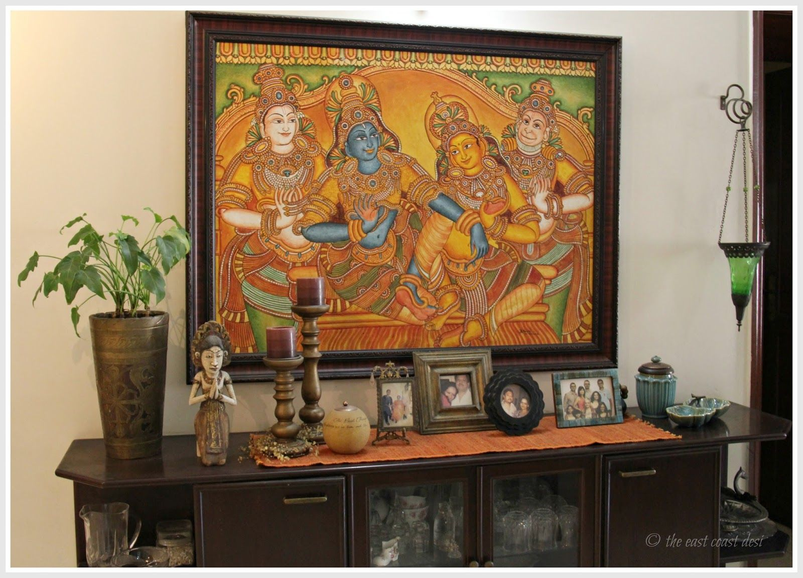 the east coast desi living with what you love home tour for tucked away from the cacophonous buzz of metropolitan bengaluru the eclectically charming home of kanthi
