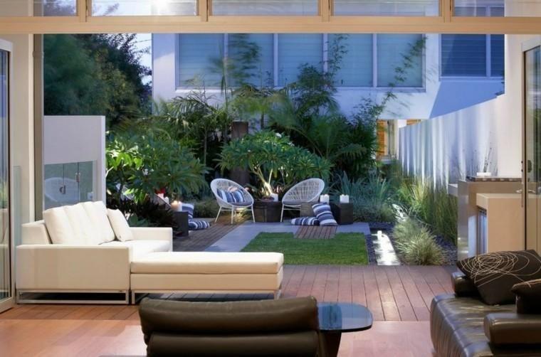 #Gartenterrasse Gartendekoration: Einzigartige Ideen Für Die Dekoration Von  Gärten #decoration #dekor #