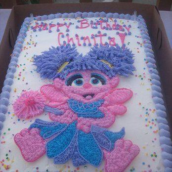 Abby Cadabby Cake Yelp 1st Birthday Girls Elmo Birthday