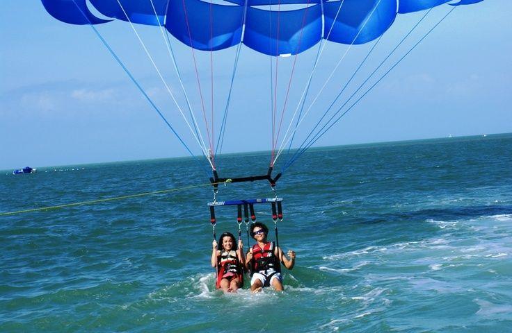 Parasailing Key west vacations, Key west tours, Parasailing