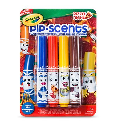 Target Back,to,school item  Crayola Scented Pip,Scents