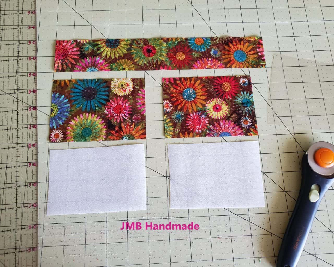 How To Sew A Fabric Luggage Tag Jmb Handmade Luggage Tags Diy Luggage Tags Handmade