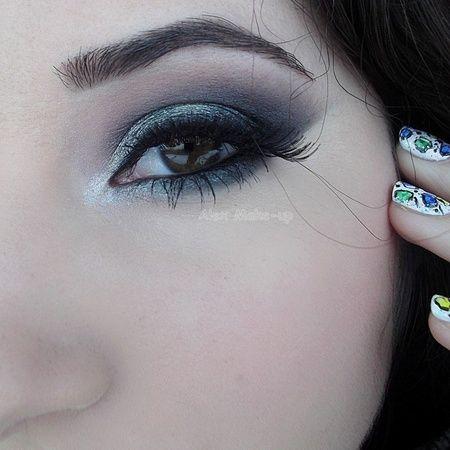 Glamour Makeup Tutorial