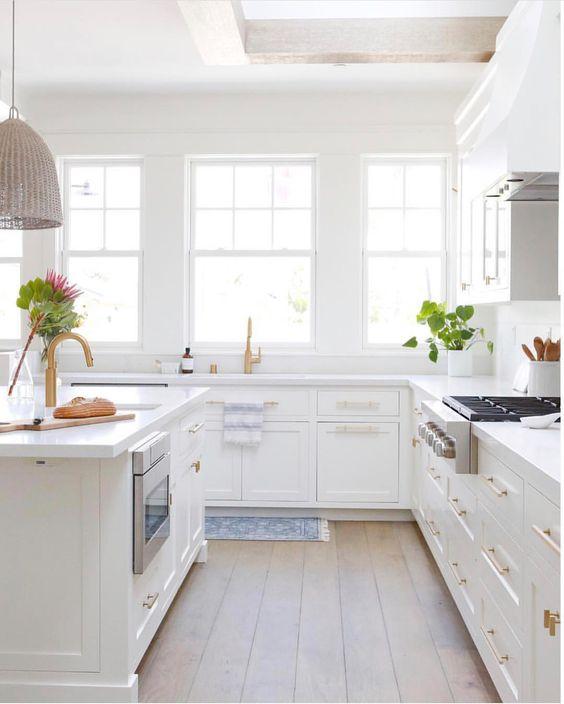 Beautiful Kitchen Inspiration From Pinterest Jane At Home In 2020 Kitchen Inspirations Kitchen Renovation Interior Design Kitchen