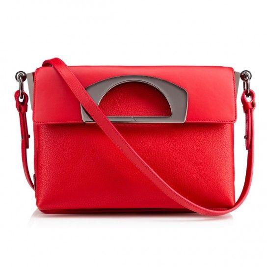 Handbag rossa Christian Louboutin