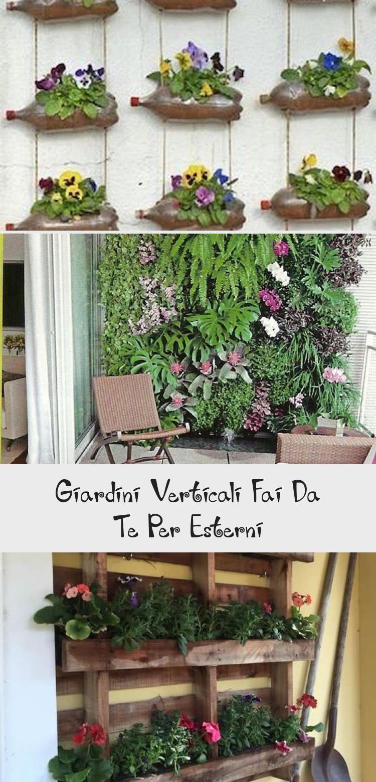 Giardini Verticali Fai Da Te giardini verticali fai da te per esterni | outdoor