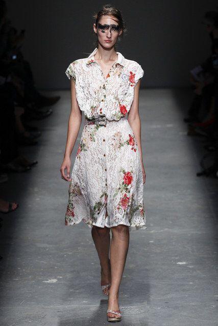 Vivienne Westwood Red Label, Look #3