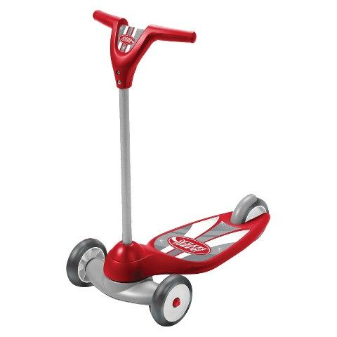 Radio Flyer My 1st Scooter Sport - Red