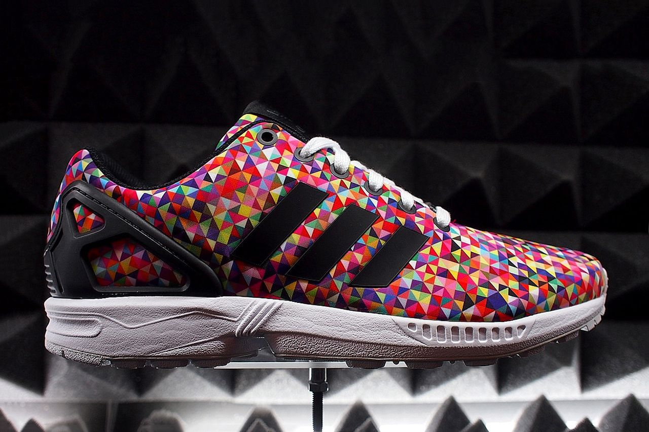 Four Spring Colorways Of The New adidas Originals ZX Flux | Sole Collector