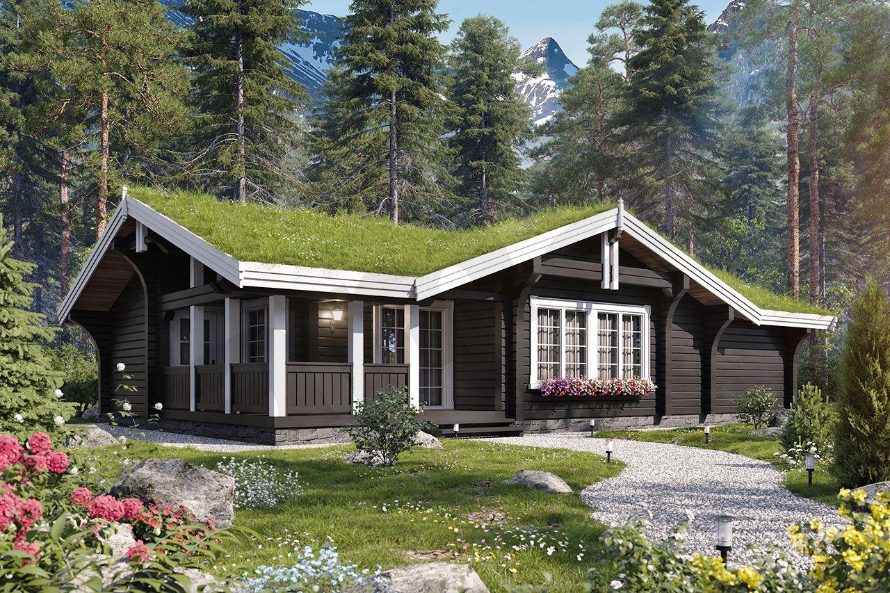 финские дома из бруса проекты фото побывала