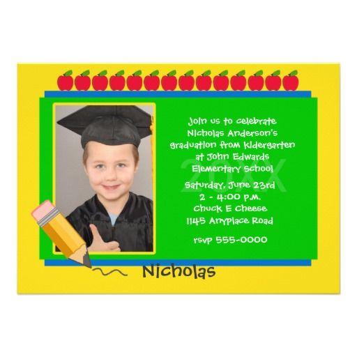 Frases Para Invitaciónes De Graduación De Kinder Imagui