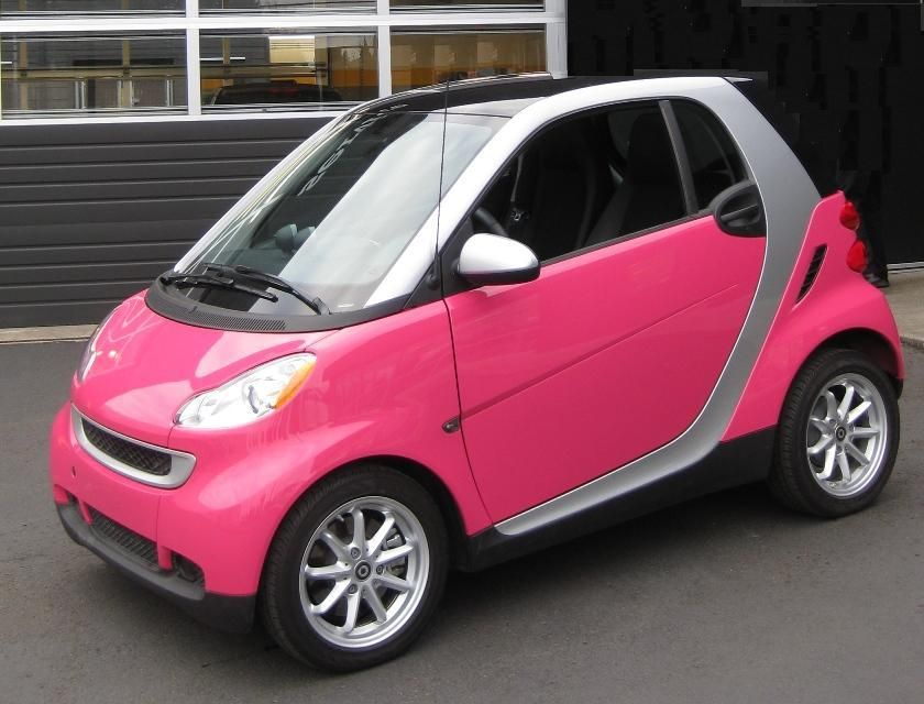 Pink Car Even Though I Despise This
