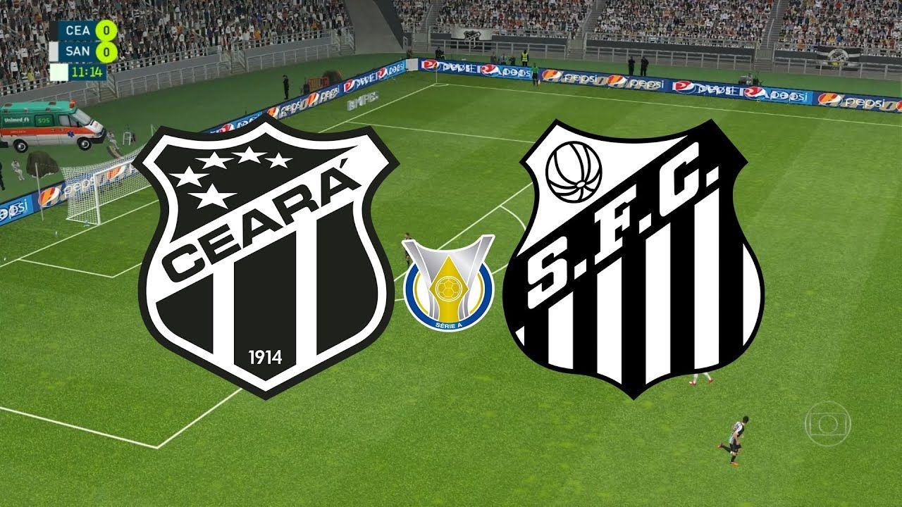 Assista Agora Ceara X Santos Ao Vivo Online Gratis Hd Em 2020 Ceara Santos Ao Vivo Campeonato Brasileiro