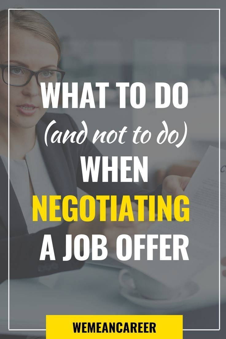 How to Negotiate a Job Offer (over the Phone or by Email