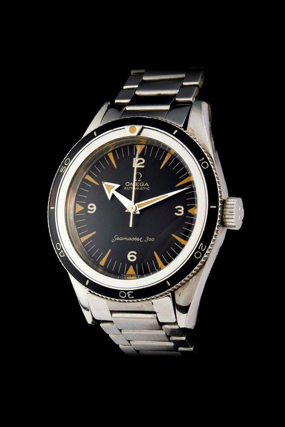 Omega seamaster professional 007 limited edition chronometer.