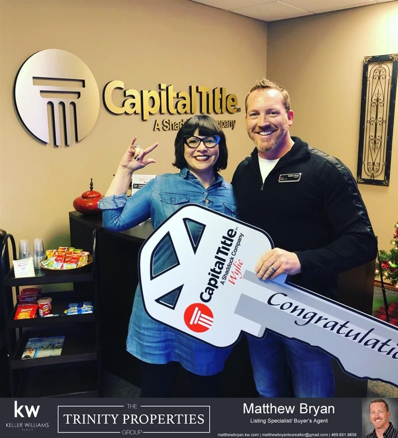 Closing Day Thank You For Trusting Me As Your Real Estate Agent Estate Agent Buyers Agent Real Estate Agent