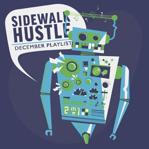 Sidewalk Hustle Presents: The Best Albums of 2014