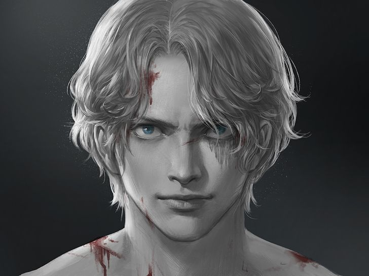 Anime Characters Realistic : Realistic one piece character drawings album on imgur