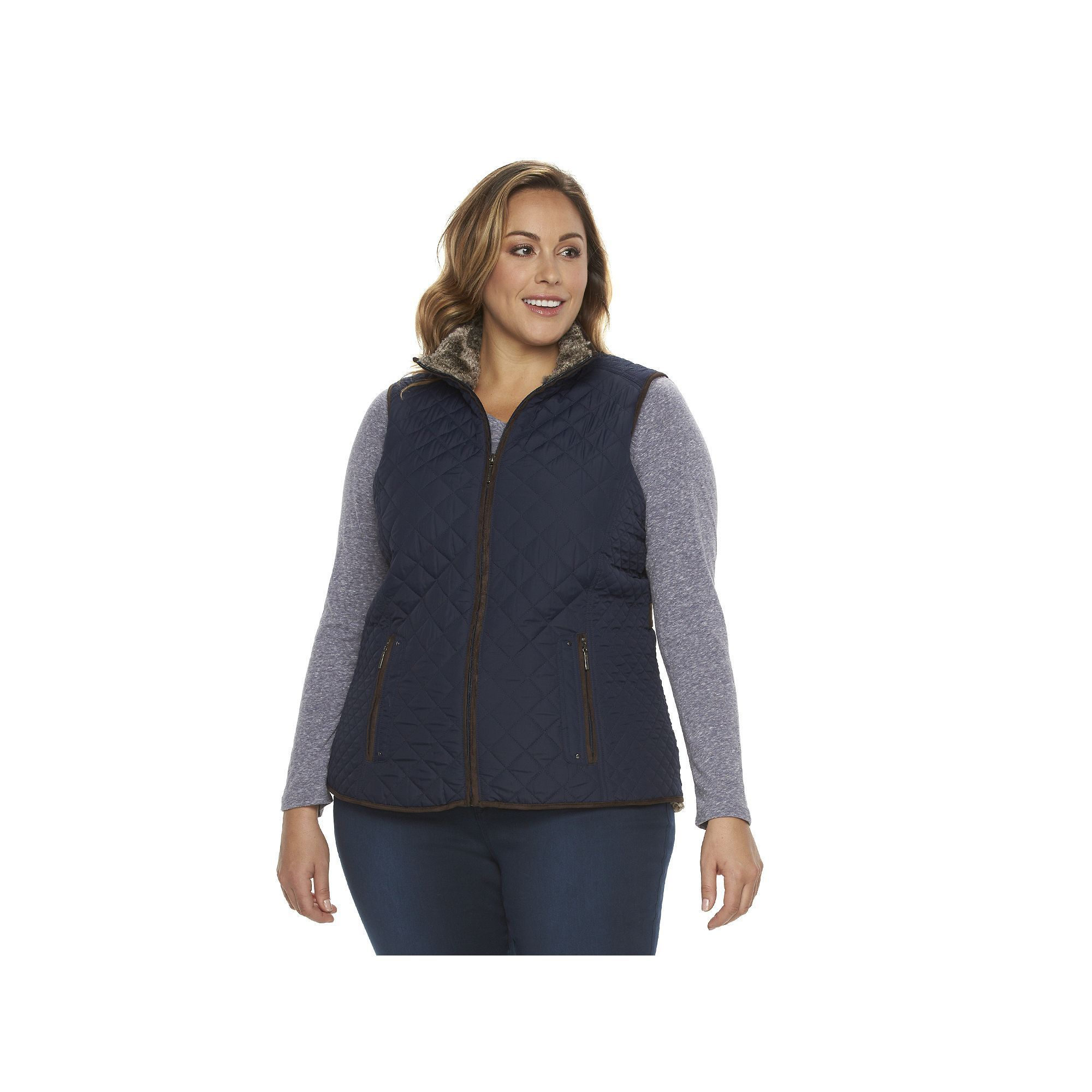 products coats women clothing hilltop wrangler quilted blue ww western quilt collections womens jackets s vest