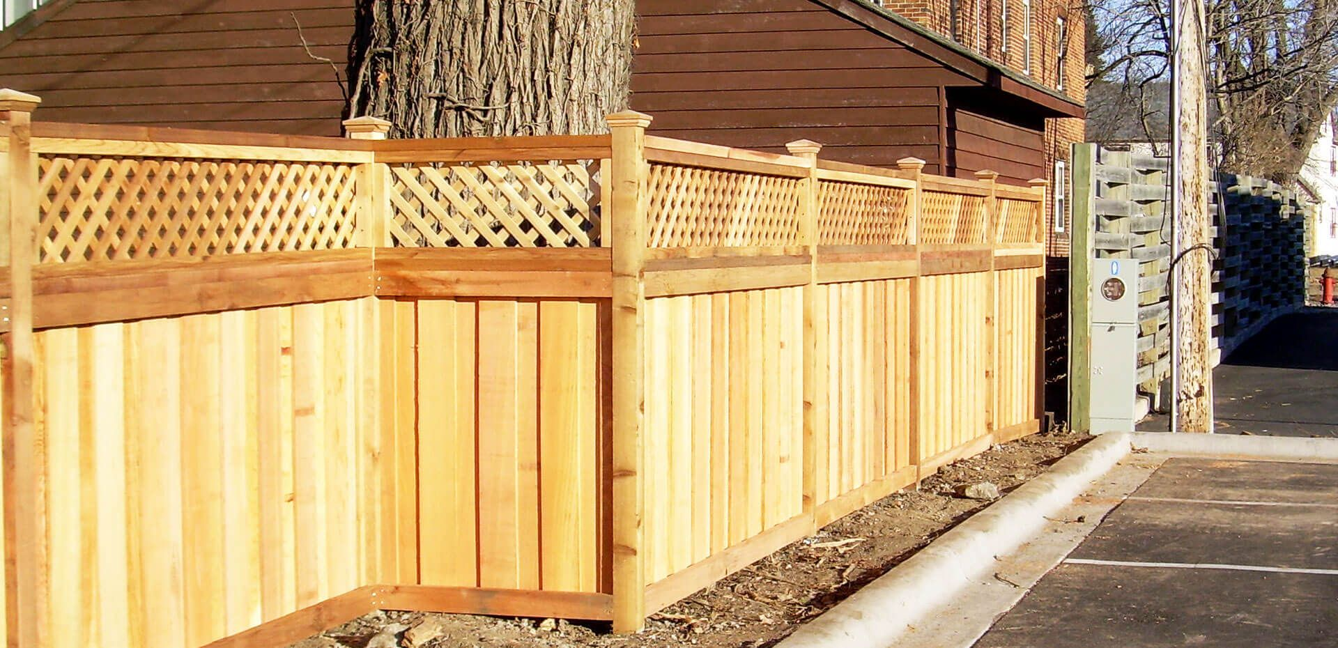 We are a full service fencing contractor ready to take on ...