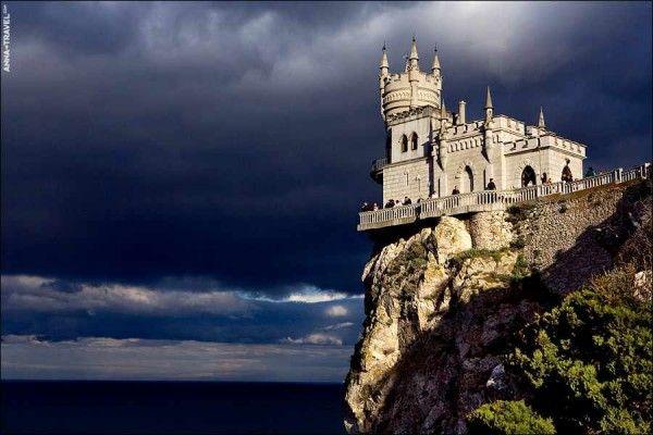 Swallow's Nest Castle; Ukraine