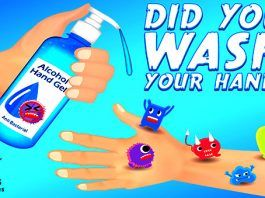 Photo of Printable Hand Washing Posters For Preschoolers