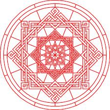 زخارف اسلامية Decorative Plates Decor Peace Symbol