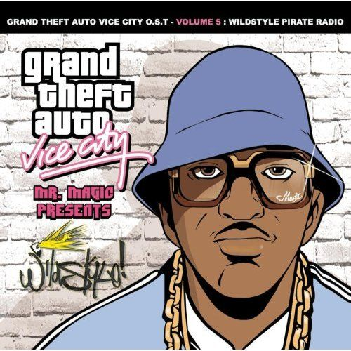 Gta Vice City Ost Volume 5 Wildstyle Pirate Radio Wildstyle Grand Theft Auto Grands