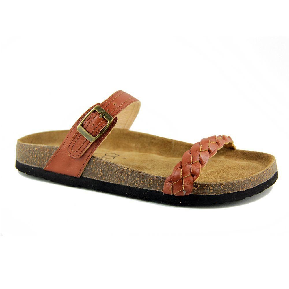 Flurries Footwear - Amber