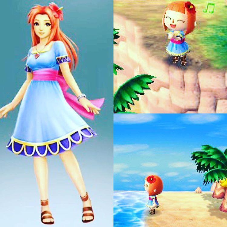 Marin Hyrule Warriors Hyrule Warriors Animal Crossing Legend Of Zelda