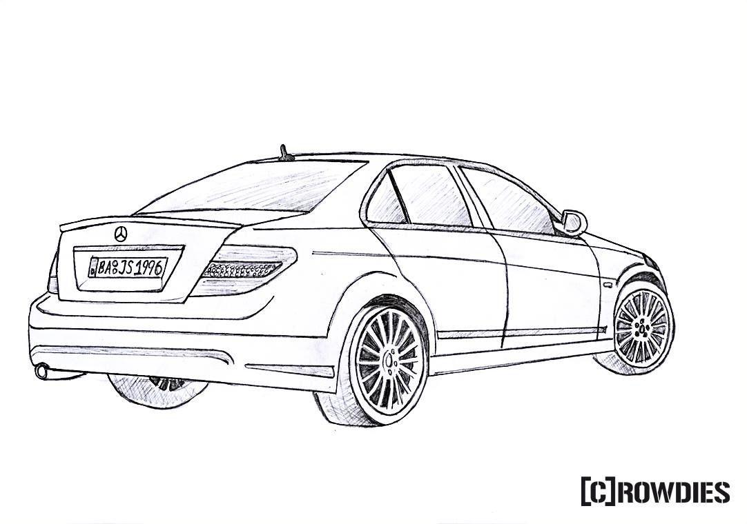 Drawing Zeichnung Car Drawings Car Drawings