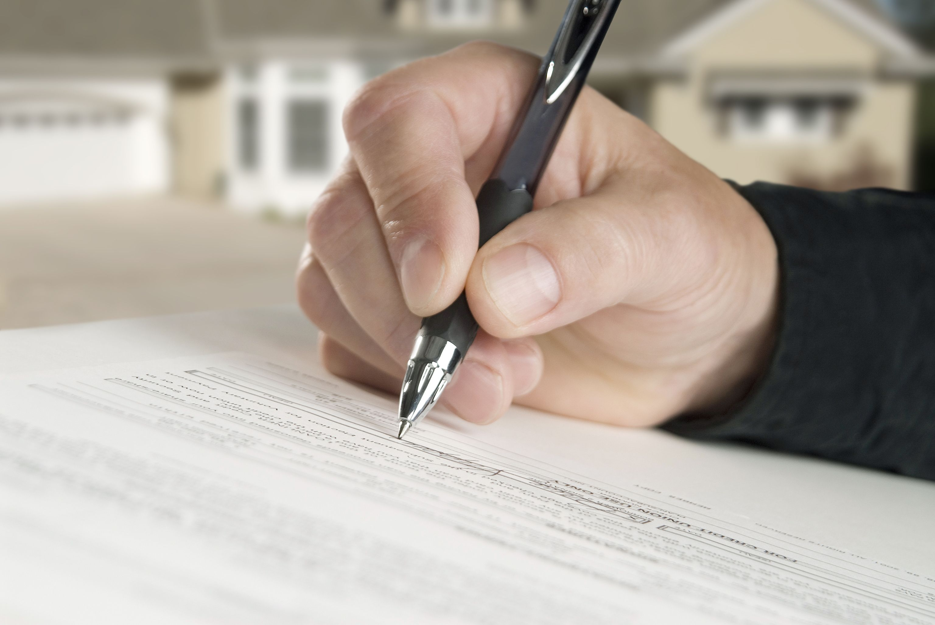The real estate transaction, Part I The property title