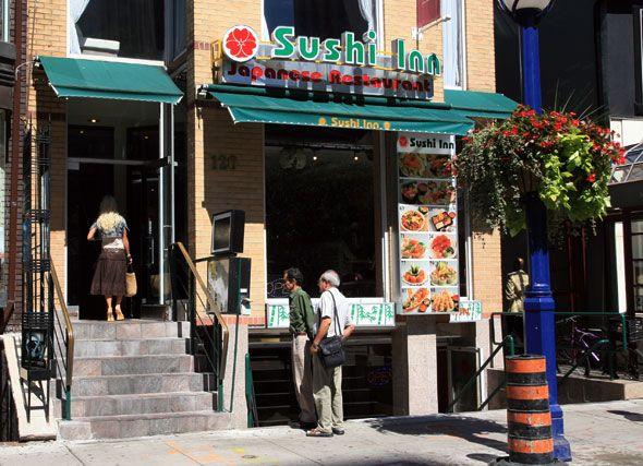 Best sushi - order it every Sunday! Sushi Inn Toronto