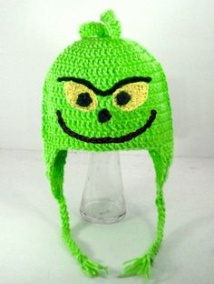 Free Crochet Character Hat Patterns  c7be8927b20