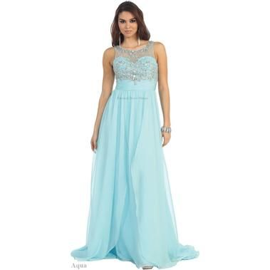 Designer NEW CLASSY LONG EVENING GOWNS ELEGANT DEMURE BODICE DRESSES FORMAL PROM DANCE SWEET SIXTEEN PARTY BEAUTY PAGEANT AND PLUS SIZE