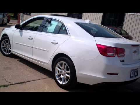 2013 Chevrolet Malibu Lt Power Sunroof Dekalb Il Near Rockford Il
