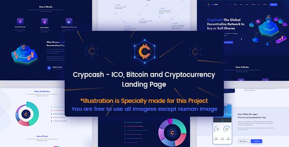 cryptocurrency trading platform template