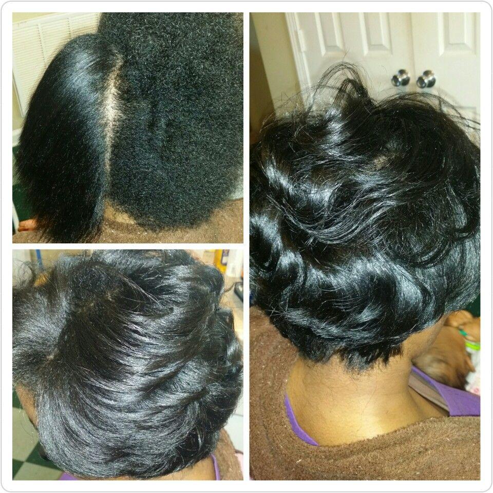 Silk Press Silk Press Natural Hair Natural Hair Styles Natural Hair Woman