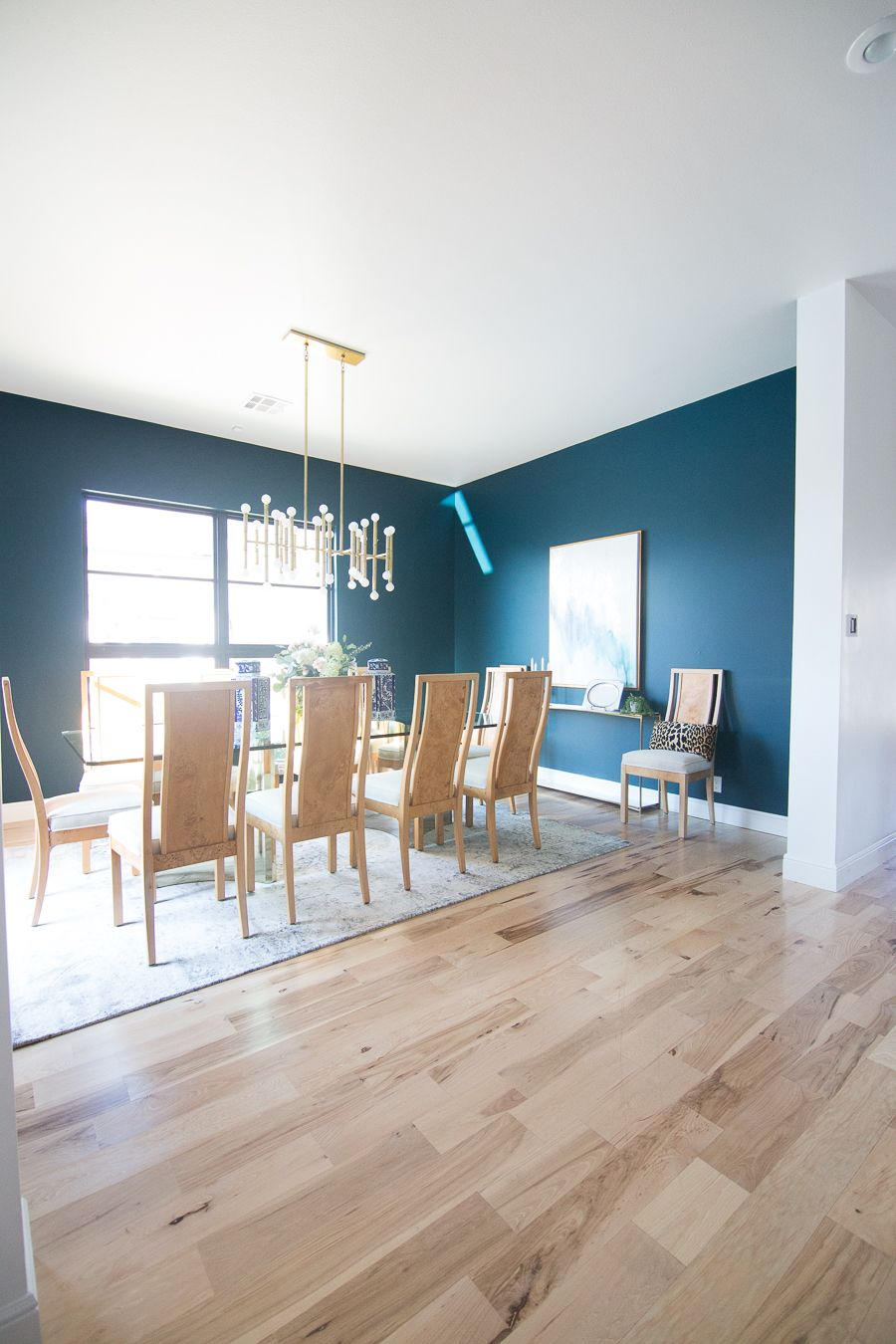top 3 blue green paint colors for dark and dramatic walls on best wall color for paintings id=59041
