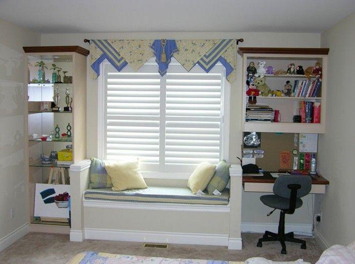 40 Ideen Fur Schone Kinderzimmer Fensterdeko Einrichtungsideen