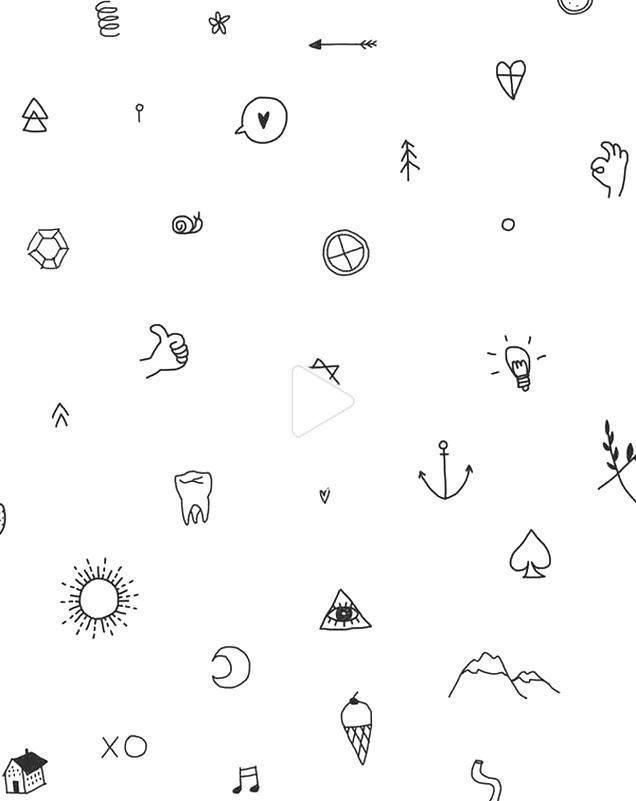 #tattoo #pattern #tattoo ideen # ideen #pequeño #mini #pequeño #icon #