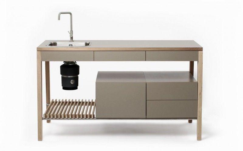 Cuisine Modulable 15 Modeles A Elements Independants Cuisine Modulable Meuble Evier Ikea Meuble Evier