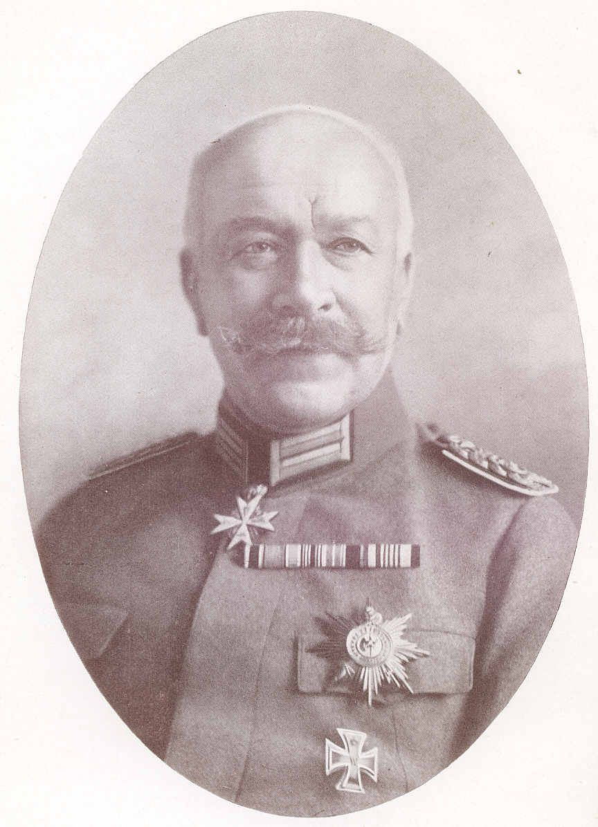 Hermann von François was a German General der Infanterie during World War I, and is best known for his key role in several German victories on the Eastern Front in 1914 (864×1196)