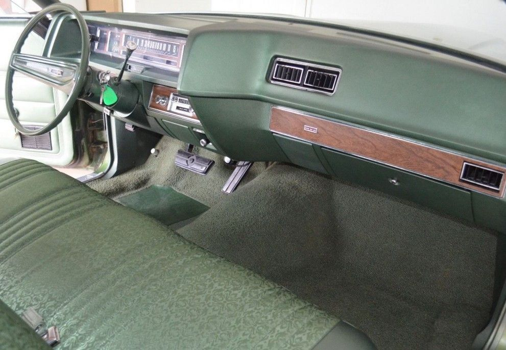 1972 Ford Galaxie 500 With Images Ford Galaxie 500