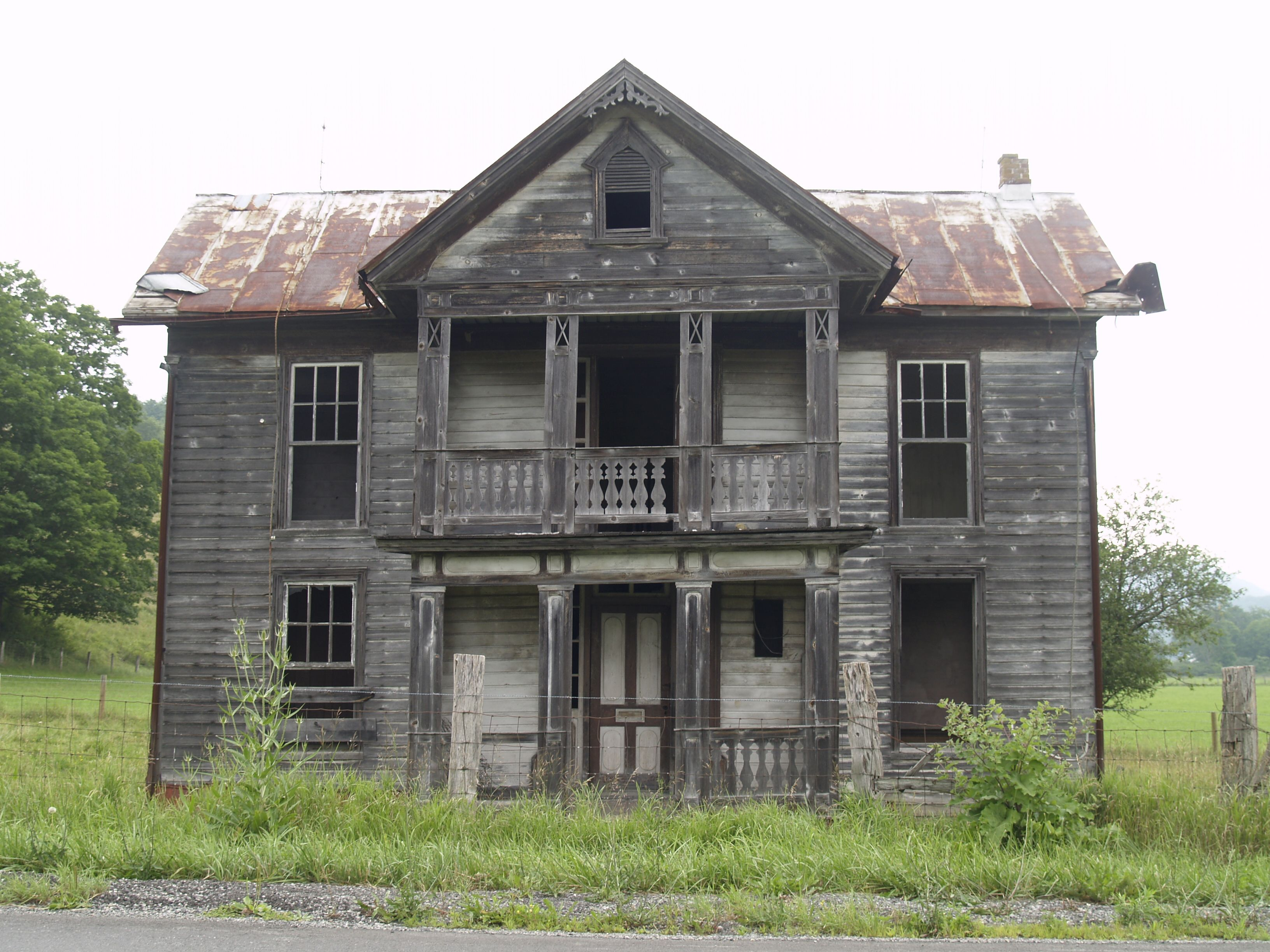 old houses wallpapers Old house WV2 by IrieStock on