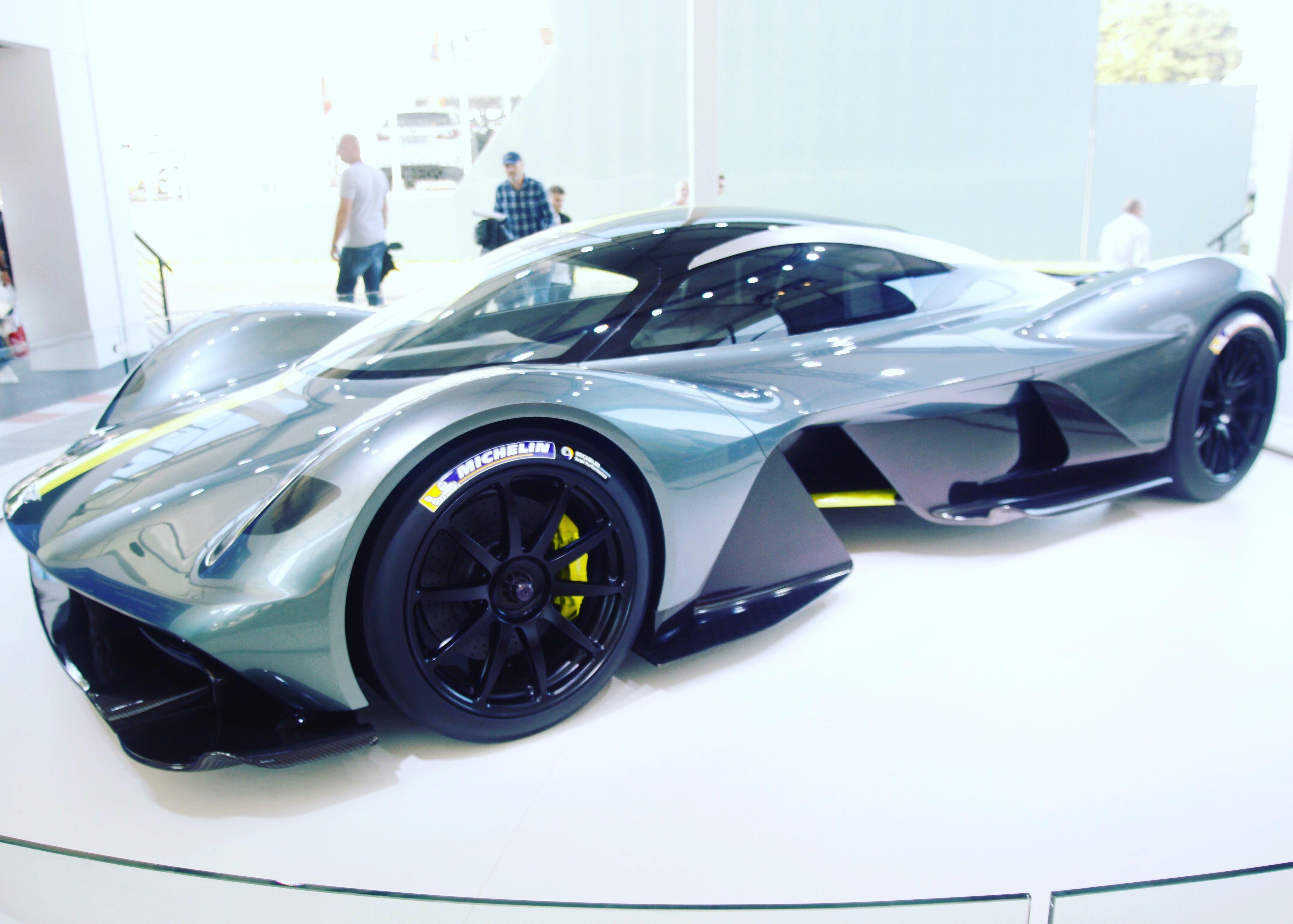 Aston Martin Valkyrie Aston Martin Electric Sports Car Hybrid Car