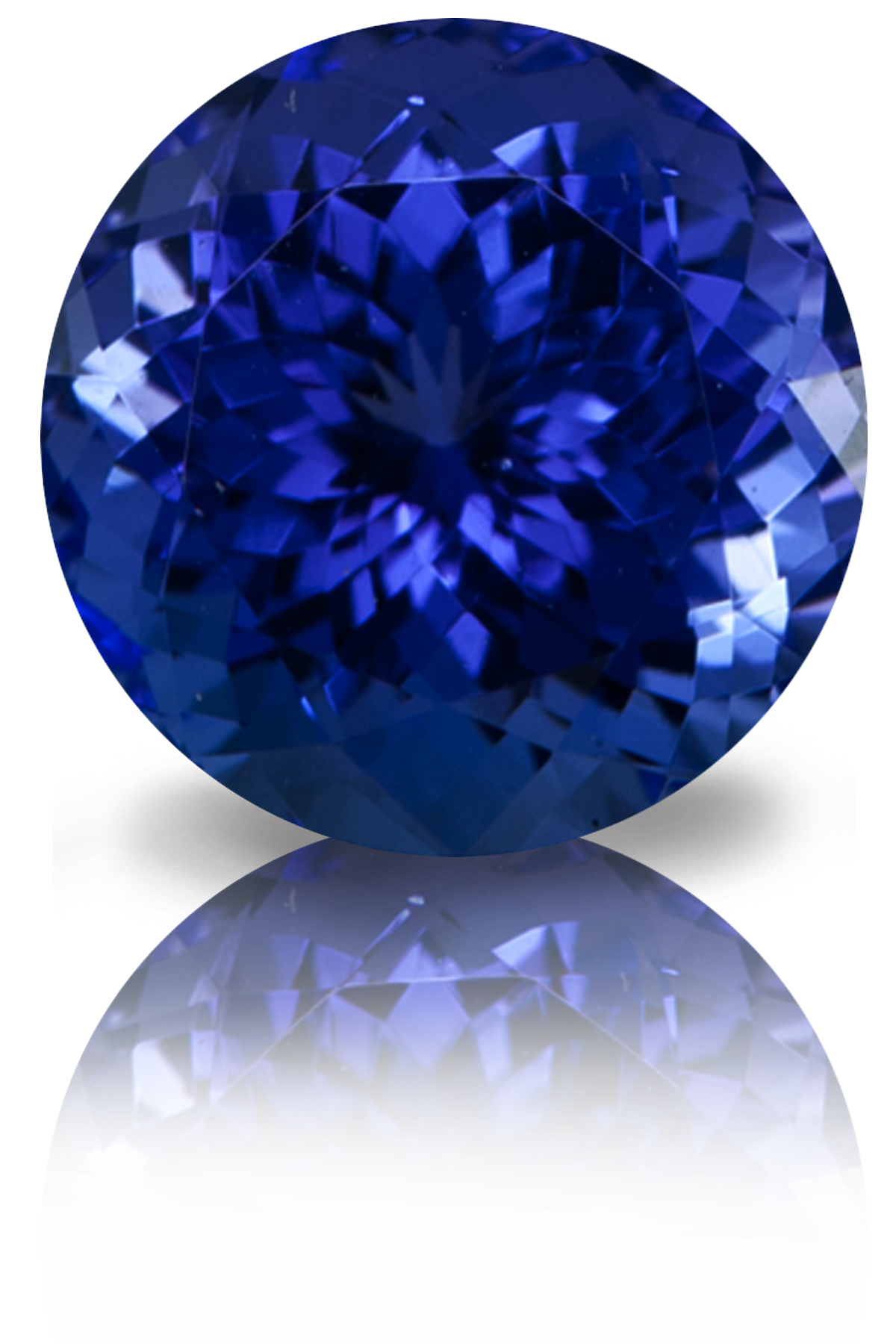 mm shape gem in quality tanzanite size trillion a carats grade