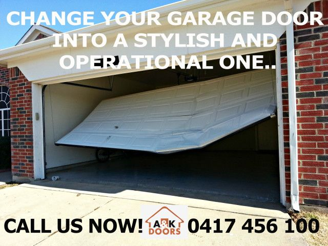 Marvelous Change Your Garage Door Into A Stylish And Operational One Call A U0026 K Doors  0417